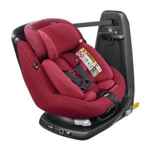 Maxi Cosi - AxissFix Plus i-Size. De la naștere la 4 ani. Prindere exclusiv în Isofix + Top Tether. Rotire 360 grade.5