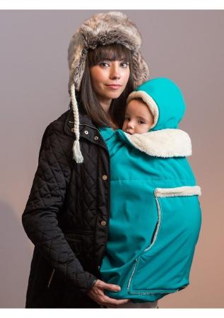 Isara - Protecție universală pentru vreme rece. Culoare Turquoise.3