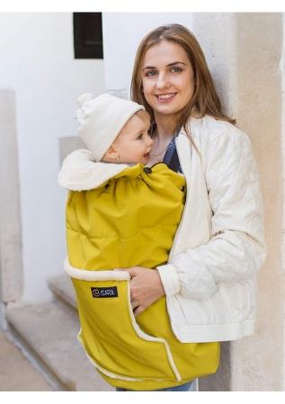 Isara - Protecție universală pentru vreme rece. Culoare Yellow Mellow.1