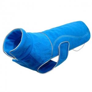 Hanorac Flausat - albastru