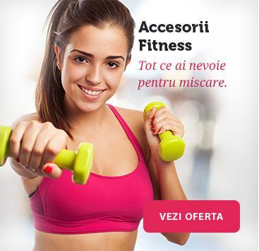 Accesorii fitness. Doar aici pe GoBrands.ro