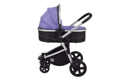 BabyGo-66071 Sistem 2 in 1 4Season Purple