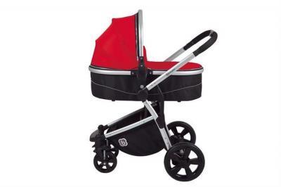 BabyGo-66051 Sistem 2 in 1 4Season Red
