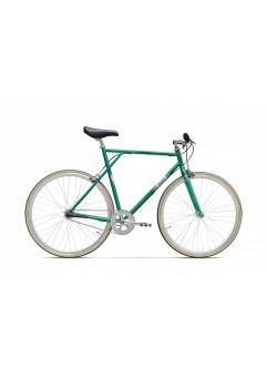 Clasic B Fixie - 1 viteza, Verde