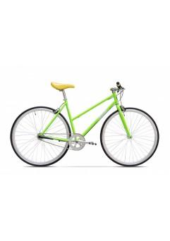 Clasic F Fixie  - 1 viteza, Lime