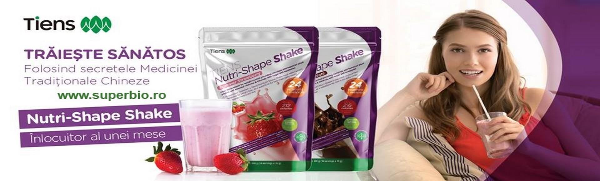 Traieste Sanatos - Nutri-Shape Shake