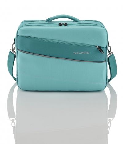 Geanta de bord KITE Brand Travelite turquoise