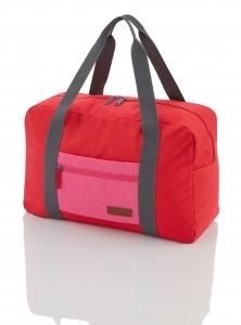 Geanta de bord Neopak Brand Travelite Rosu/Roz