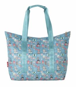 Geanta de cumparaturi LIL'LEDY – turquoise – travelite
