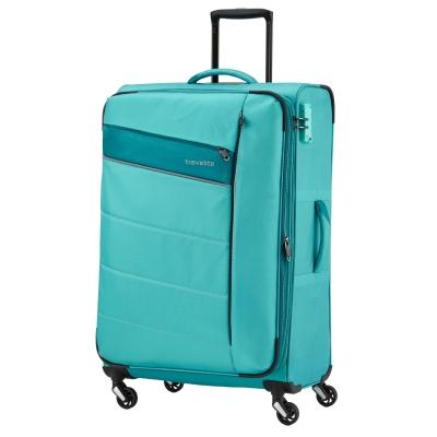 Troler Travelite KITE 4w Lexp - Turqoise
