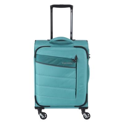 Troler Travelite KITE 4w S - Turqoise