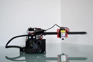 Actuator 2 axe 20x30 CM1