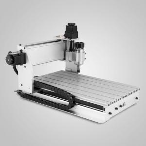 CNC 3020 surub trapezoidal taiere si gravura6