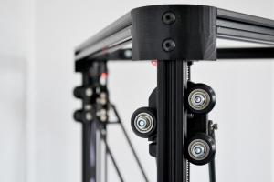 Imprimanta 3d Delta 220mm UNDA1