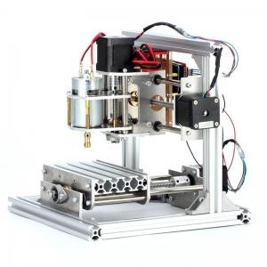 CNC 130 x 100 x 40mm Kit complet0