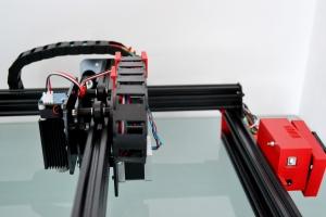 Laser gravura 2.5W  20x30 CM2