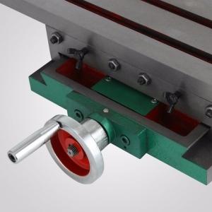 Masa reglabila in 2 axe de precize pentru frezat sau routat manual cu 2 axe 210x110 mm4