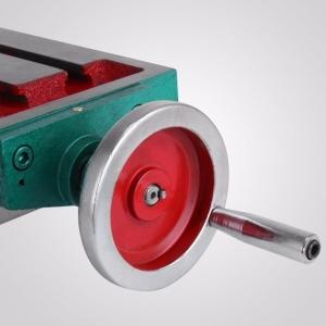 Masa reglabila in 2 axe de precize pentru frezat sau routat manual cu 2 axe 210x110 mm3