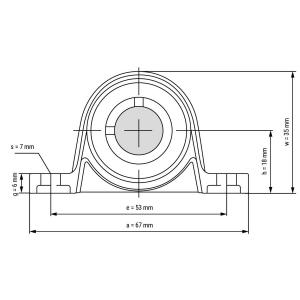 Rulment  KP 000 10mm1