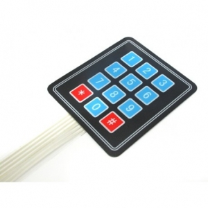 Tastatura matriceala 4X31