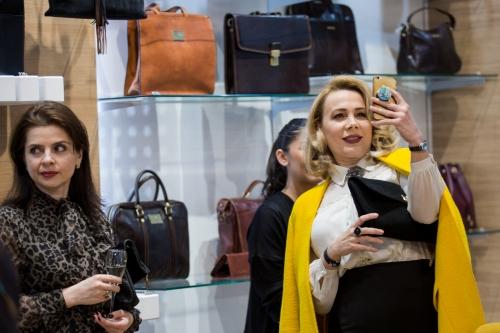 Deschiderea oficiala Valigeria - Baneasa Shopping City 9