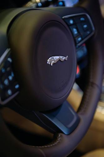 REVISTA VALIGERIA & TIRIAC AUTO & COSMIN TUDORAN - Lansarea noului JAGUAR XF 1