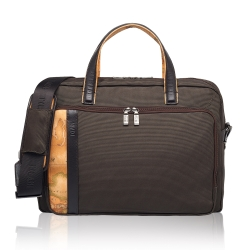 WORK WAY GEO CLASSIC BRIEFCASE Alviero Martini0