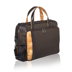 WORK WAY GEO CLASSIC BRIEFCASE Alviero Martini1