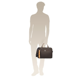 WORK WAY GEO CLASSIC BRIEFCASE Alviero Martini3