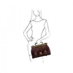 Servieta Dama Monalisa Tuscany Leather5