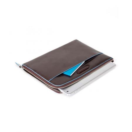 Borseta Documente Blue Square1