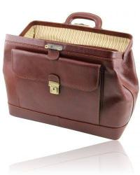 Geanta Doctor Bernini Tuscany Leather1