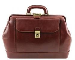 Geanta Doctor Bernini Tuscany Leather