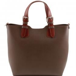 Geanta Dama Tuscany Leather0