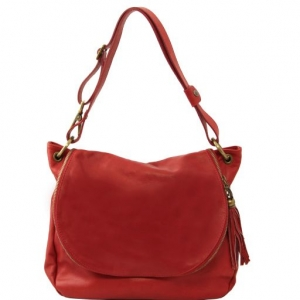 Geanta Messenger Tuscany Leather0