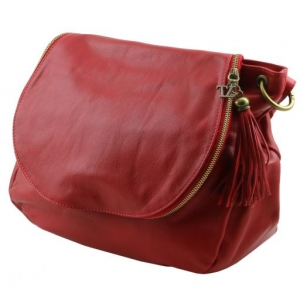 Geanta Messenger Tuscany Leather1