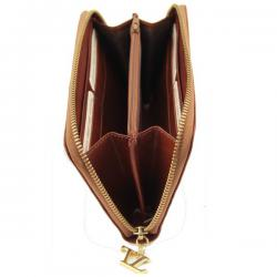 Portofel Dama Tuscany Leather 3 compartimente1