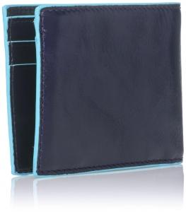 Portofel Orizontal Blue Square Piquadro1