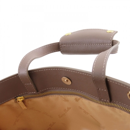 Servieta Palermo Saffiano - Tuscany Leather6