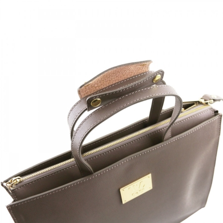 Servieta Palermo Saffiano - Tuscany Leather3