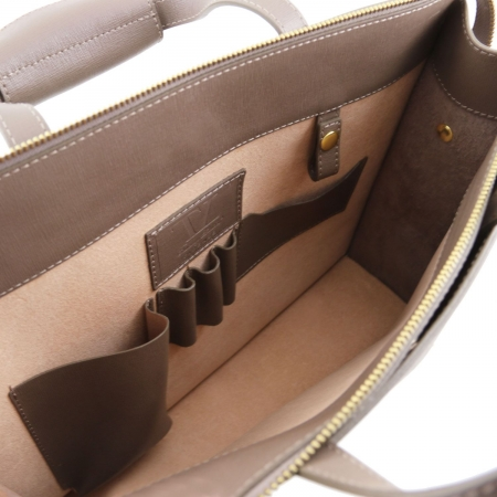Servieta Palermo Saffiano - Tuscany Leather5