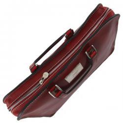 Servieta Piele Alba Tuscany Leather2