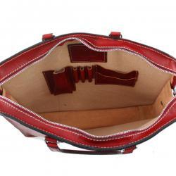 Servieta Piele Alba Tuscany Leather3