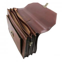 Servieta Piele Roma Tuscany Leather2