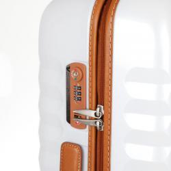 Troller Mediu Uno Deluxe Roncato Alb1