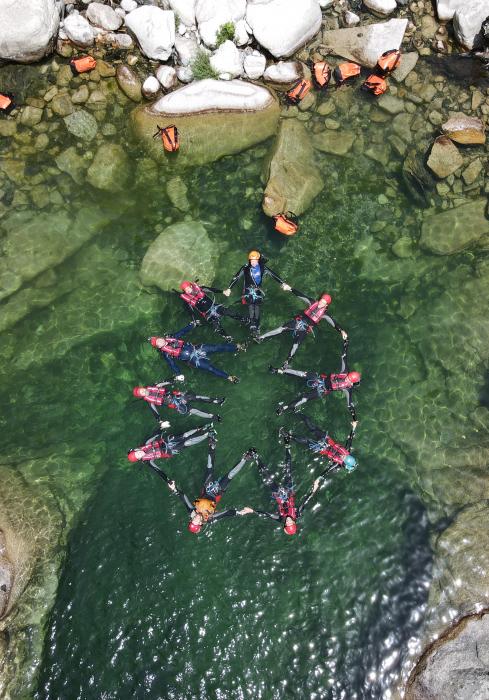 Canyoning Samothraki - Autumn Edition [1]