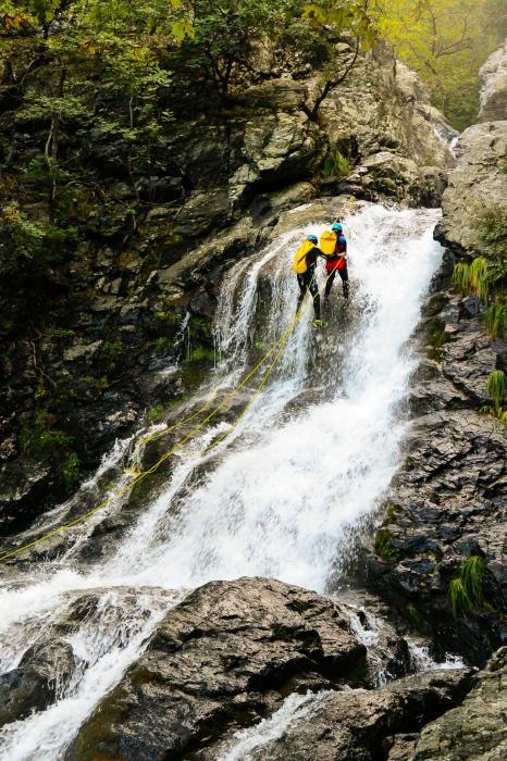 Canyoning Samothraki 2