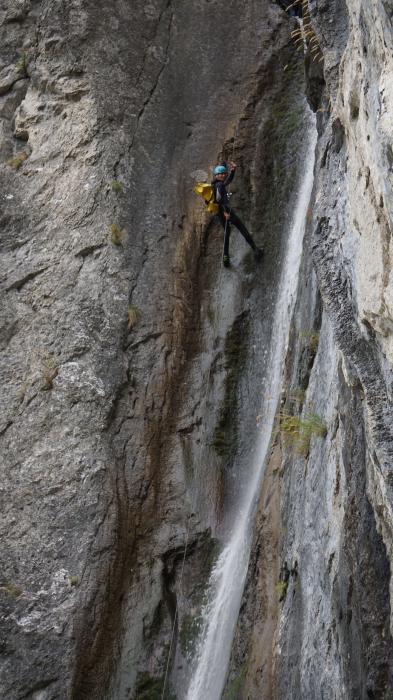 Canyoning Vânturătoarea [4]