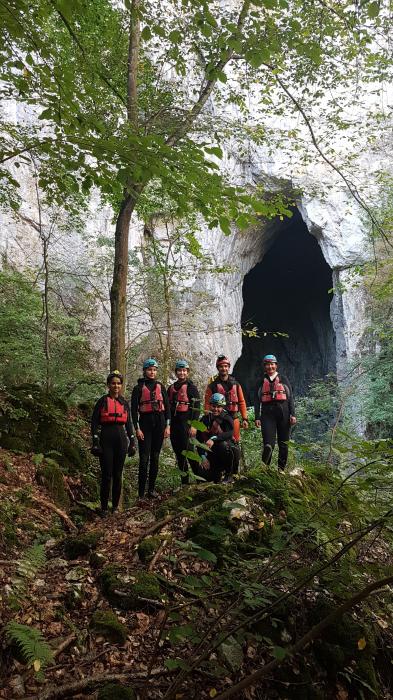 Explorare Peștera Topolnița [3]