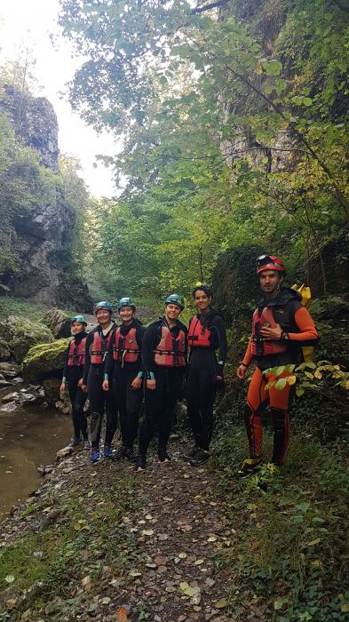 Explorare Peștera Topolnița [4]